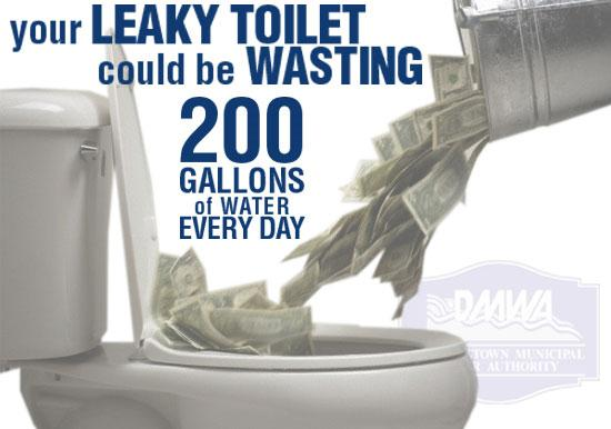 Leaky Toilet Slideshow